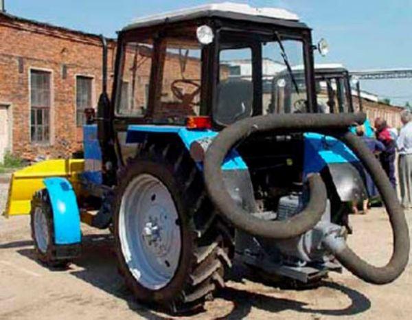 Тракторы и сельхозтехника в Омске. Купить трактор б/у или.