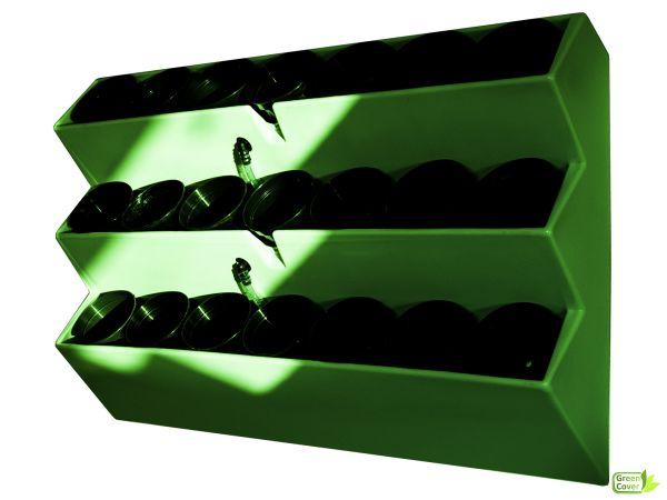 Фитомодули для вертикального озеленения