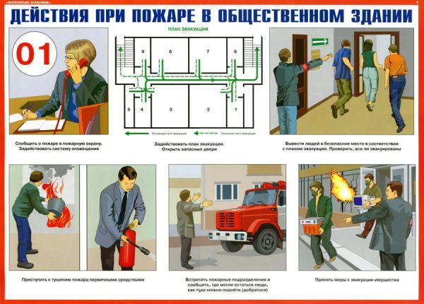 Сегодня в начале седьмого вечера в банке на улице коммунистическая сработала пожарная сигнализация
