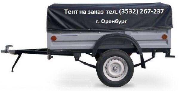 Фото: прицеп автомобильный кремень крд-050101