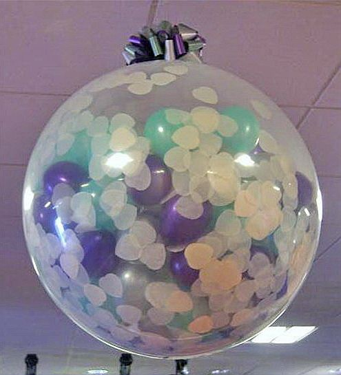 Как сделать вшопе на шаре