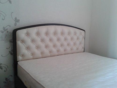 Изголовье для кровати каретная стяжка своими руками