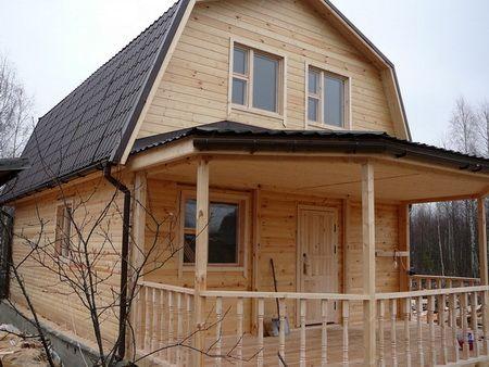 Каркасные дома под ключ Цена, Каркасные дома и бани Кировск, строительство каркасных домов под