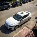 Прокат нового белоснежного Jaguar XF на вашу свадьу