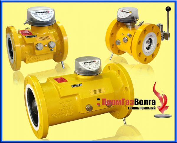 Счетчики газа TRZ G65 турбинный