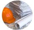 Как учитывать возврат стоимости материалов от разборки зданий?