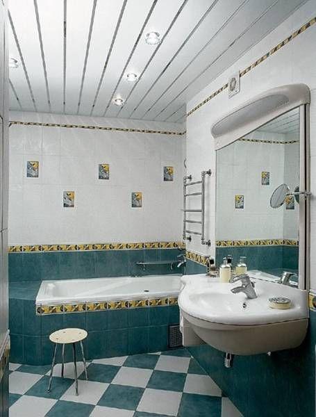 косметический и капитальный ремонт ванной комнаты - санузла
