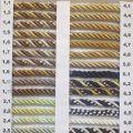 Кант (шнур) декоративный для натяжных потолков
