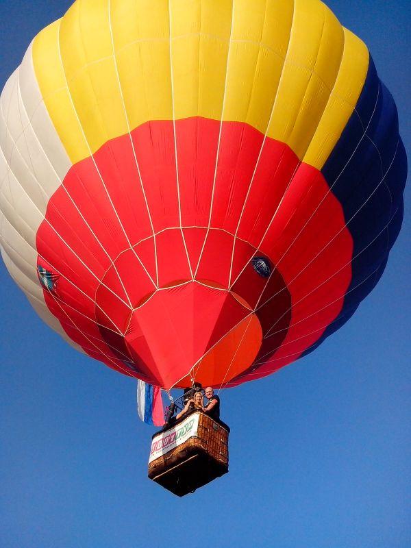 Подарок впечатление полет на воздушном шаре 28