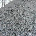 Бой кирпича, битый кирпич, дробленый бетон, строительный мусор