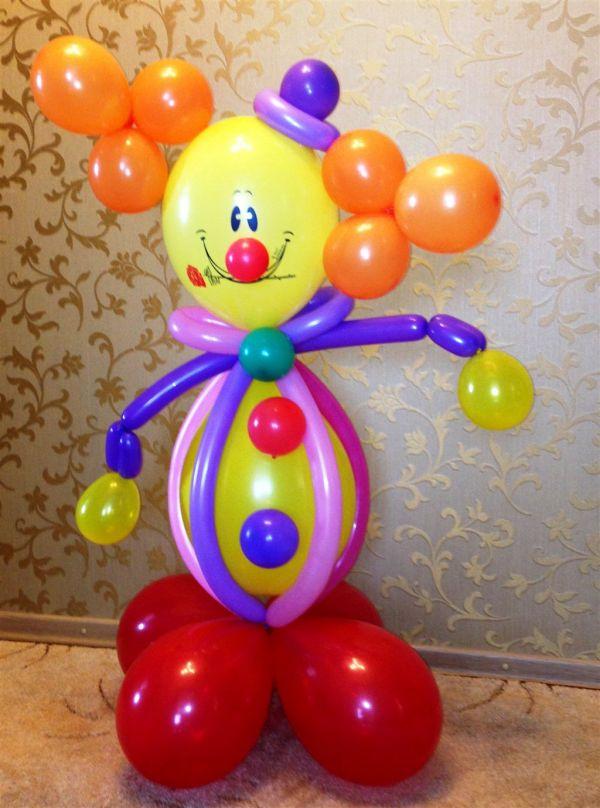 Фигурки из воздушных шаров своими руками фото