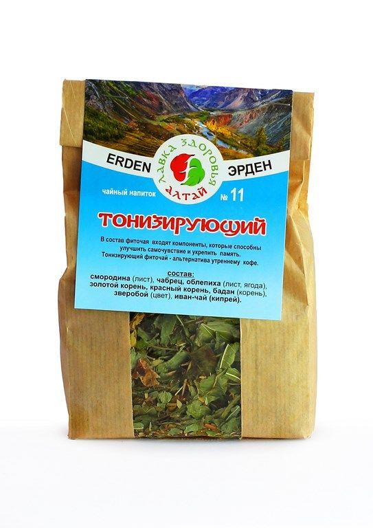 Тонизирующие травы и чаи из них