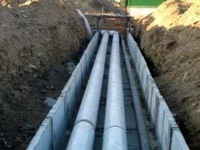 Реконструкция водопроводных сетей в городе синельниково