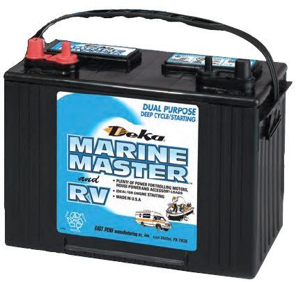 аккумулятор глубокого разряда для лодочных моторов купить в краснодаре
