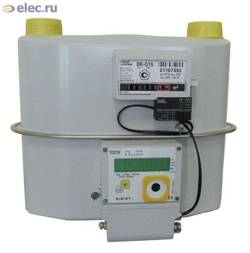ВК/G16 счетчик газа