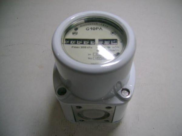 Счетчик газа Омега (РЛ) G10 бытовой роторный