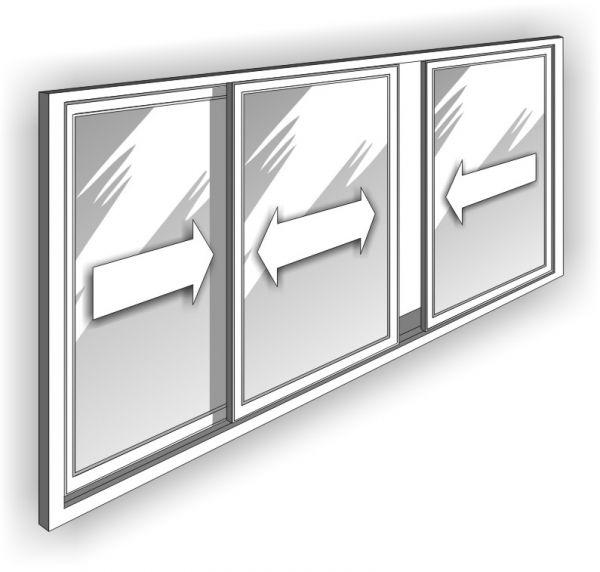 """Лоджии из алюминия и пвх - специалисты """"три окна"""" выполняют ."""