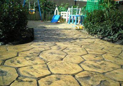 печатный бетон кострома