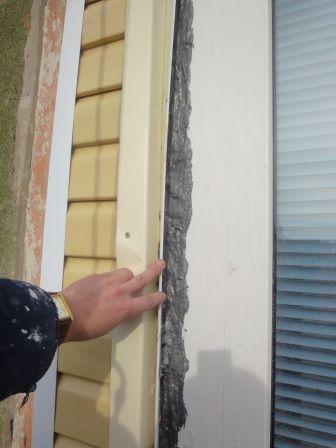Утепление лоджии пенопластом снаружи высотные работы - наруж.