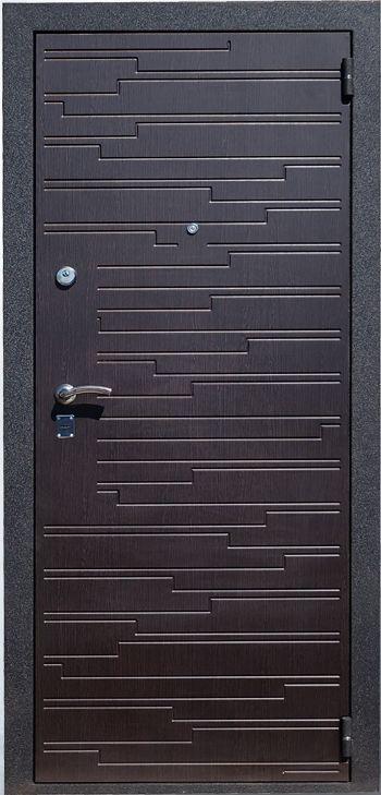 двери входные в стиле хайтек
