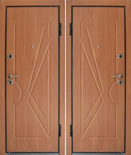 металлические двери с наружным листом толщиной 2мм