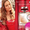 "Новинка AVON Туалетная вода "" little Red Dress """