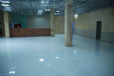 Полиуретановые полы в калининграде промышленные наливные полимерные полы казахстан