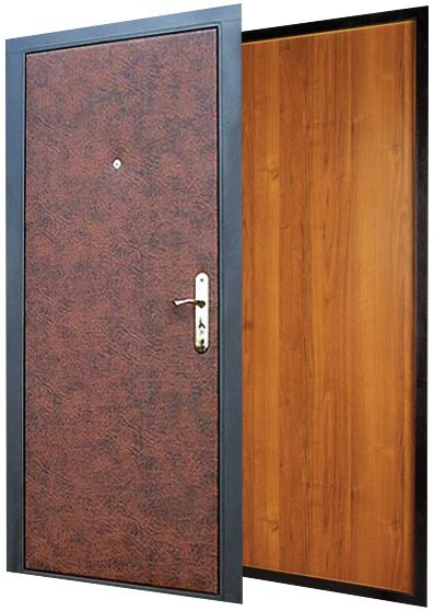 эконом класс железные двери