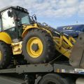 Спецтехника New-Holland LB115B-4PS 2005 года
