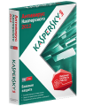 Kaspersky Anti-Virus 2012 2ПК, на 1 год