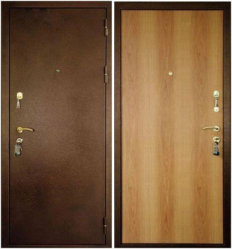 где купить металлическую дверь в рубцовске паучка