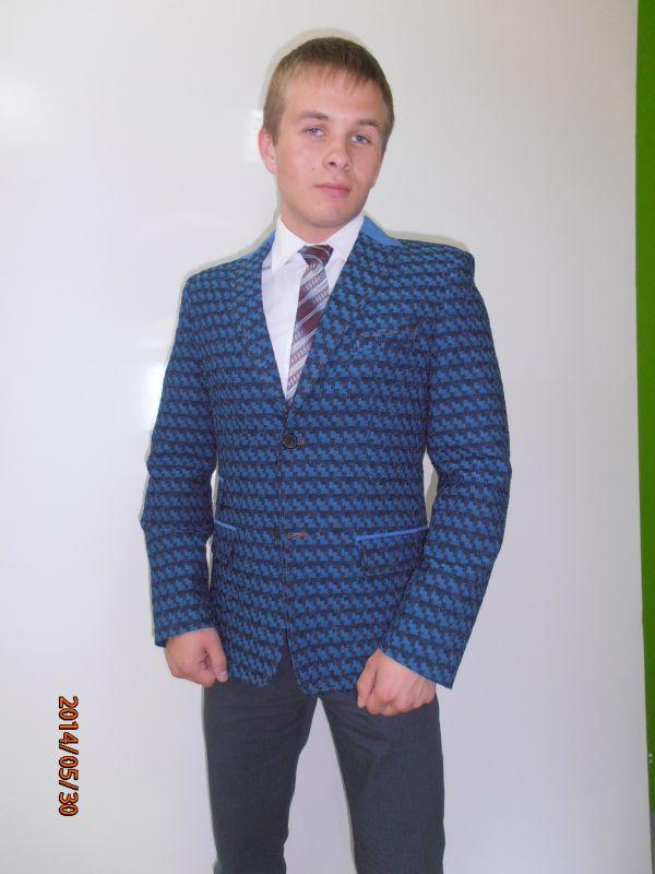 фото мужской пиджак под джинсы