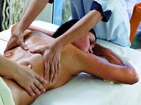 массаж с продолжением фото бесплатно
