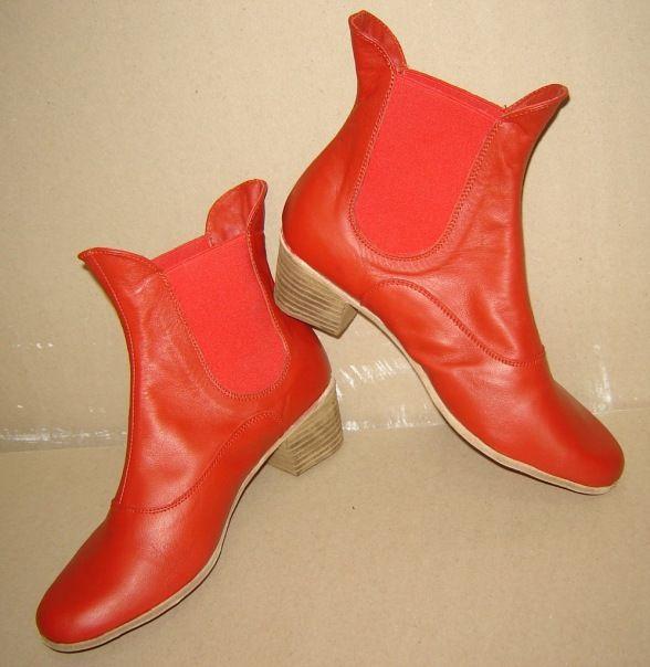 a1cbb45b Боты женские (ушки) - Ботинки женские ушки с резинками. Прошивная ...