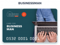 Карты BUSINESSMAN