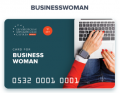 Карты BUSINESSWOMAN