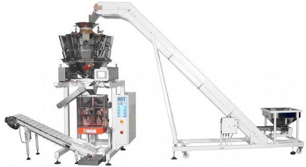 Упаковочный транспортер конвейер винтовой устройство применение