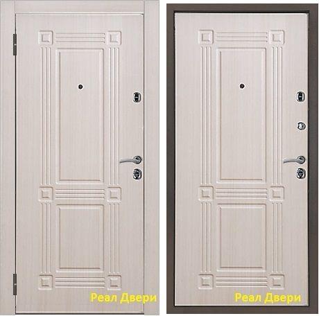 двери стальные входные сверху мдф