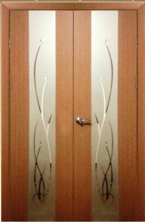 стальные двери с зеркалом ювао