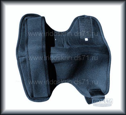 Магнитная повязка-фиксатор для плеча (фиксатор магнитоэластичный ...