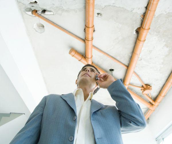 строительно техническая экспертиза заливе квартиры 70