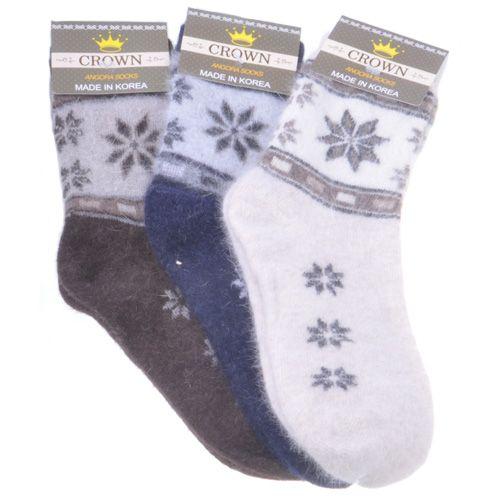 Купить детские носочки из ангоры оптом