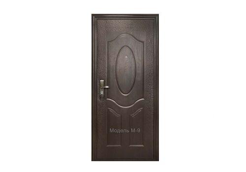 металлическая дверь м 9