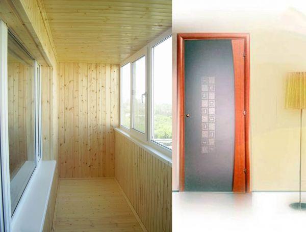Ип новиков - установка межкомнатных дверей. балконы - отделк.