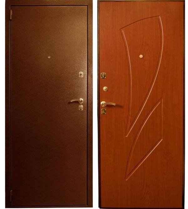 металлические двери установка прайс