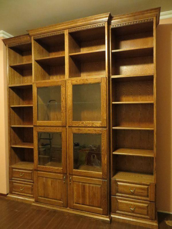Шкаф для книг - шкаф для книг и любых других предметов из ма.