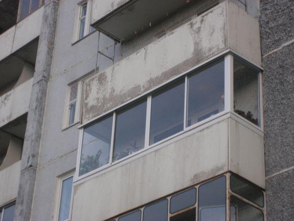 Остекление балконов и лоджий пвх - сделаем ваш балкон теплее.