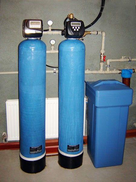 Реагенты для умягчения воды