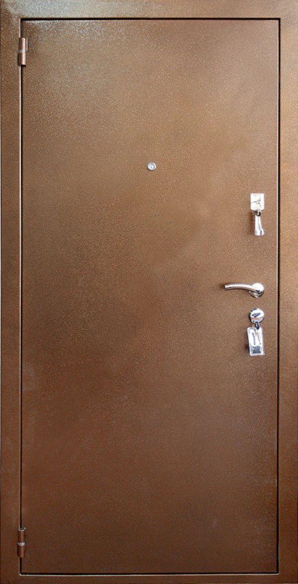 металлические двери м 2