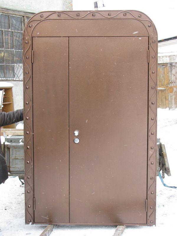 изготовления подъездных железных дверей